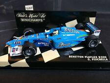 Minichamps - Giancarlo Fisichella - Benetton - B200 -  1:43 - 2000