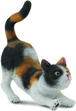 <>< CollectA Farmlife - 3 color calico cat 88491 beautiful well made