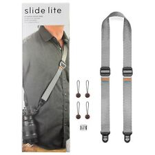 "Peak Design SLL-AS-3 Slide Lite 1.3"" Width Strap for Mirrorless Camera - Ash"
