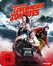 Attack of the Lederhosen Zombies NEW Blu-Ray Disc Dominik Hartl Laurie Calvert