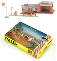 Faller H0 109217 B-217 Shell Tankstelle - NEU + OVP