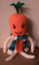 KNITTING PATTERN ONLY Kevin the Carrot Xmas Aldi advert