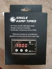 CURRENT USA SINGLE RAMP TIMER - AQUARIUM FISH LIGHTING LED LIGHTS