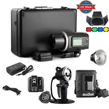 Godox AD600BM Outdoor Strobe Flash +Off-Camera Flash Head + X1S X1N X1C Trigger
