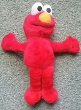 "Sesame Street 8"" Elmo Plush Figure Stuffed Toy 12 mo+"
