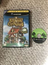Animal Crossing Nintendo GameCube Includes Case, Disc. No Manual Or Mem Card