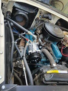 BUICK 322 264 Nailhead AC Air Conditioning Compressor Pump Bracket A/C
