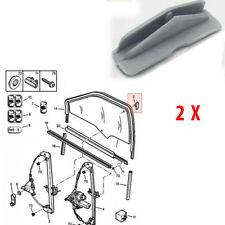 2X PEUGEOT 103 306  WINDOW REGULATOR REPAIR KIT  GLASS TRACK CLIPS 922723