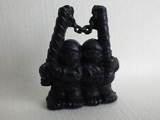 Figurine Vintage Cosmix Panosh Kinnikuman M. U. S. C. L. E. Man Exogini Black