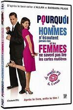 DVD :POURQUOI LES HOMMES N'ÉCOUTENT JAMAIS RIEN ET LES FEMMES NE SAVENT PAS LIRE