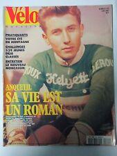 Vélo n°332 Juin 1997 Special Anquetil Poulidor Roux Moncassin