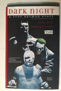 Dark Night: A True Batman Story, Hardcover, Paul Dini, Eduardo Risso