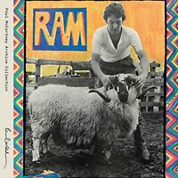 Paul McCartney Linda McCartney - RAM [CD]