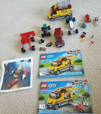 Great Vehicles LEGO City Pizza Van 60150 Retired Construction Manuels Lot Other