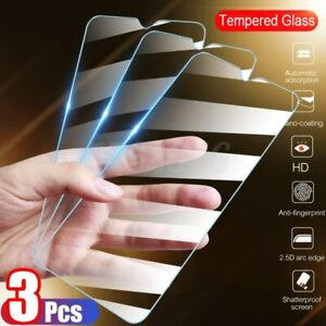 3Pcs Tempered Glass For Huawei P30 P40 Lite P Smart 2019 Screen Protector Glass