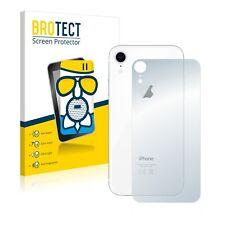 Protector Pantalla Cristal Lámina Mate para Apple iPhone XR (Trasera)