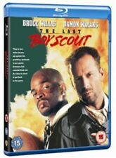 The Last Boy Scout Blu-ray Bruce Willis Damon Wayans Tony Scott