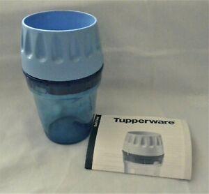 Tupperware - Knobi-Twist - Zerkleinerer - 200 ml - Blau - Neu