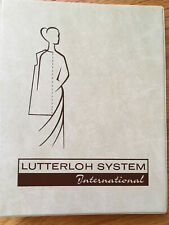 Lutterloh International Golden Rule Pattrn Dressmaking system, unused? 1974_1980