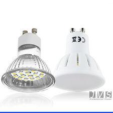 Leuchtmittel LED SMD COB 1.0W - 8W (80lm - 700lm) GU10 f. Einbaustrahler Spots