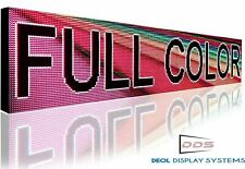 """24"""" x 24"""" FULL COLOR INDOOR 10MM HD PROGRAMMABLE LED SIGN TEXT GRAPHIC DISPLAY"""