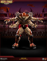 Mortal Kombat Kintaro 1:4 Statue Scale Sideshow Pop Culture Shock collectibles