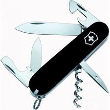 Victorinox Couteau suisse SPARTAN, Noir, Avec Gravure Gratuite