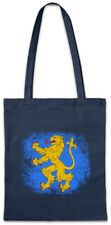 SHELDON APPARTMENT FLAG LION Shopper Shopping Bag The Big Bang Nerd TBBT