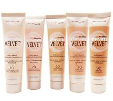 Maybelline Dream Velvet Soft Matte Hydrating Foundation - Choose Your Shade