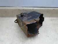 Suzuki 500 T TITAN T500 Used Battery Box Holder 1971 GP SB110