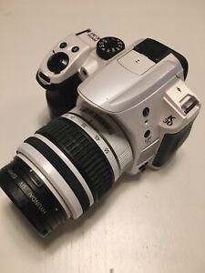 *Exc Pentax K-30 16.3MP Digital SLR Camera - White (Kit w/ DAL 18-55mm AL Lens)