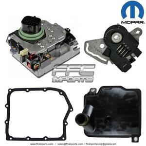 62TE Transmission MOPAR Solenoid Block Safety, Neutral Switch & Filter KIT 06-UP