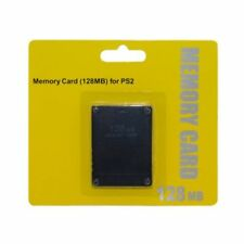 128mb Memory Card Save Data Game Stick Module for PlayStation 2 Ps2 AU