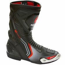 Merlin Phantom Motorcycle Boots Black UK 8 / Eur 42