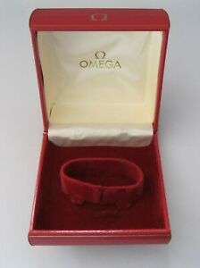 Genuine Vintage 1960's Man's Omega Presentation Watch Box Very Good Condition