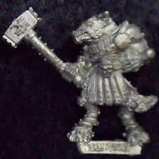 1988 caos Beastman De Khorne 0220 15 Citadel Warhammer Beastmen Ejército bestias GW
