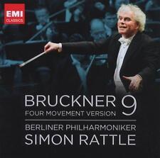 Sinfonie 9 (4 Sätze) von BP,Simon Rattle (2012), Neu OVP, CD