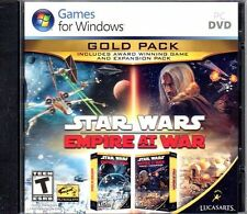 Star Wars: Empire at War / Forces of Corruption - Gold Pack (PC, 2010)