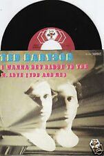 TED BARYSON I Wanna Get Close To You 45/GER/PIC