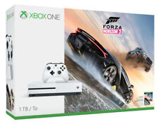 Brand New Sealed MICROSOFT Xbox One S 1TB Forza Horizon 3 Console Bundle