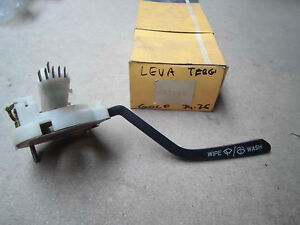 Volkswagen Golf From 1974 A 1976 Lever Light Switch Wipers SWF