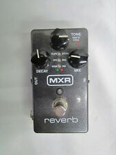 MXR M300 Reverb Electric Guitar Effect Effects Pedal Made in Japan