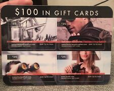 $100 GIFT CARD EXPIRES 12/31/2021 I Gadget Mall