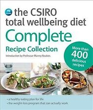 Csiro Total Wellbeing Diet : Complete Recipe Collection, Paperback by Noakes,...