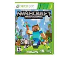 New Minecraft XBOX360 Edition Online Friends Xbox LIVE Gamer Building Creative