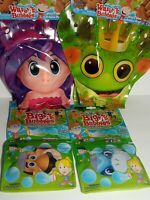 Zing Wave-A-Bubbles And Big-A-Bubbles Lot New