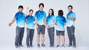 Tokyo 2020 Volunteers Pants size XS NWT