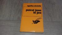 POIROT JOUE LE JEU / AGATHA CHRISTIE