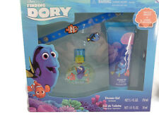 Disney Finding Dory Shower Gel Body Spray Bracelet With Two Charms Gift Set Nemo