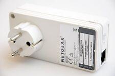 1 x Netgear 500 Powerline PassThru XAV5401 Powerlan Netzwerk Adapter